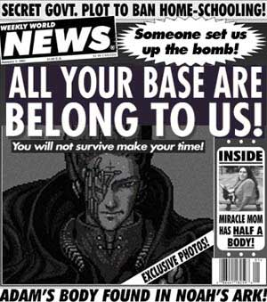 All Your Base Are Belong To Us Media [Image 11]